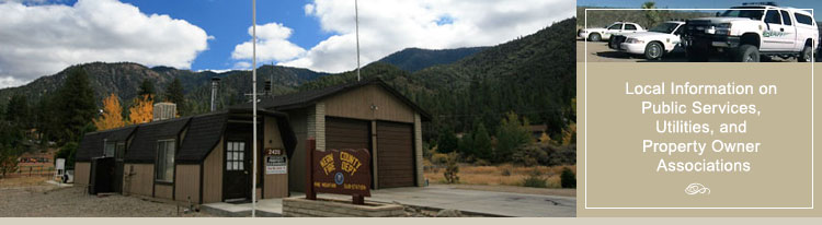 Community Resources   Police, Fire, Post Office, Utilities