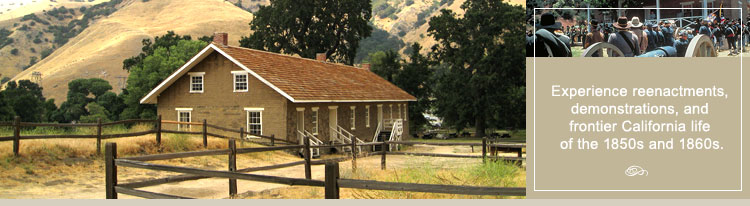 Fort Tejon | Fort Tejon State Historic Park Events, Camping